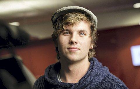 Til Kristiansund: Samuel Massie, kjent fra «Skal vi danse» og fra ekspedisjoner med «Berserk», skal holde foredrag i Kristiansund.