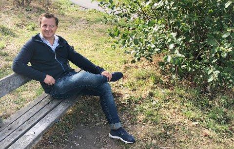 Eystein Thue Stokstad blir ny generalsekretær i Norges Cykleforbund.