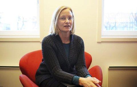 ENGASJERT: Karen Anne Kjendlie engasjerer seg i svømmehallsaken.
