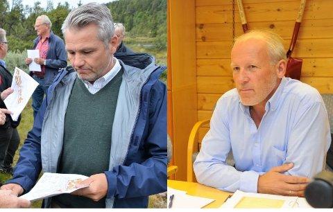Bistand: Eivind Akervolds advokat hevder kommunen gjør feil. Nå ber Åge Sandsengen i Nord-Aurdal kommune Fylkesmann i Innlandet om en lovtolkning.