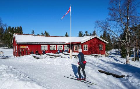 SINOBER. Sinober er ett av mange gode alternativ. Sjekk åpningstidene. (Foto: Erik Unneberg, skiforeningens side.)