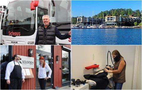 En rekke foretak i Vestby har mottatt kompensasjon fra regjeringens nasjonale ordning.