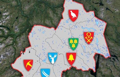 Som før: Det blir sannsynligvis ingen endringer i kommunekartet etter mandagens folkeavstemninger i Os og Holtålen.