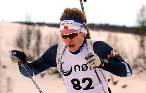 VANT: Gaute Kvittum Nytrøen, Tynset IF vant lørdagens sprint i Vingelen.