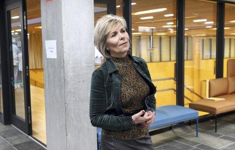 Liv Kleve, direktør for Klinikk for psykisk helsevern for barn og unge (PBU) melder om rekordstor pågang.