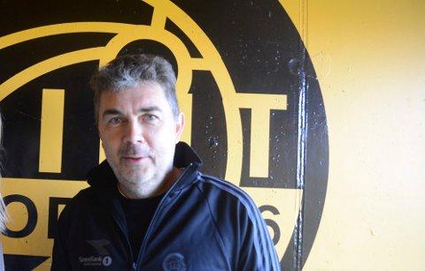 Frode Thomassen, daglig leder i Bodø/Glimt, bekrefter at de skal satse på kvinnefotball.