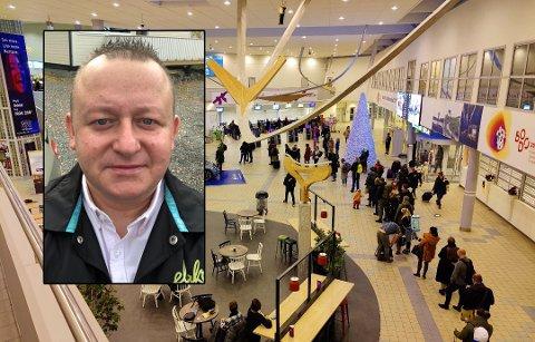 Styreleder i Polsk-Norsk Forening Bodø, Lech Szurgot (39) er glad for at ordfører Ida Pinnerød satte hetsen mot det polske miljøet på agendaen. Foto: Privat/Bodø kommune