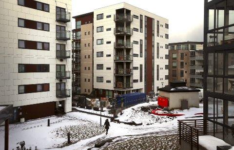 Boligprisene har økt kraftig i Bodø det siste året.