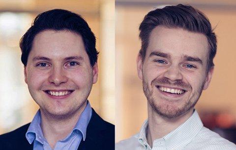 Ole Østensen og Christer Hagen går ut av Eiendomsmegler1 og går inn i Proaktiv.
