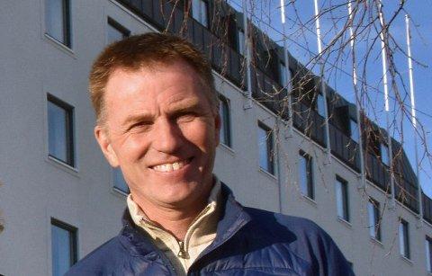 Kristian Amundsen fra Fauske er en av de fem søkerne.