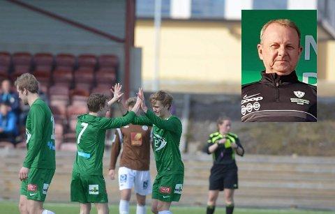 Jacob Andersen, leder for Innstranda fotball herrer, ville ta et oppgjør mot nasjonale anbefalinger. Nå har kommunen henvendt seg til statsforvalteren..