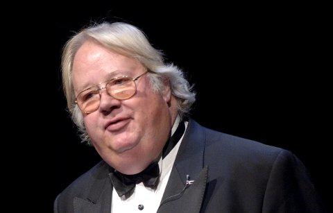 Knut Borge var kjent fra radio og TV som journalist, moromann og konferansier.