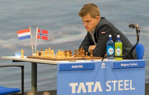 Magnus Carlsen (Foto: Frans Peeters/Creative Commons 2.0)
