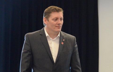 Vurderer: Dag Mossige er gruppeleder for Ap i Stavanger kommunestyre.
