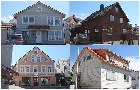 EIENDOMSHANDEL MAI: Disse eneboligene ble solgt i Eigersund i løpet av mai måned.