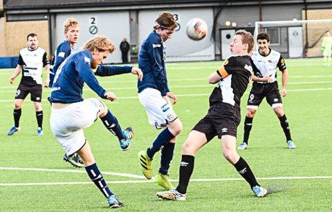 SNUDDE: I april tapte Modum 2-1 borte for Solberg (bildet), men fredag fikk de revansje på hjemmebane med hele 6-1.