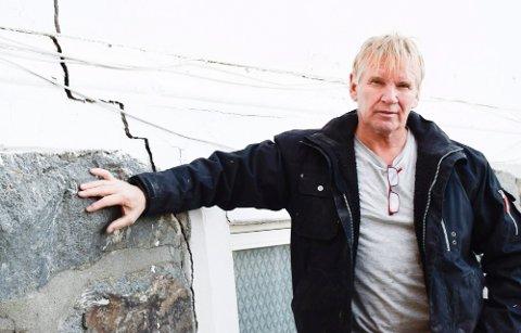 SPREKKER: Geir Fyrand fra Åmot har ett viktig råd til huseiere når det skal bygges ut i nabolaget.