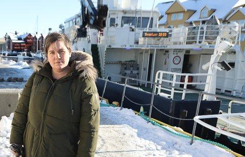BLIR HØYRT: Kinn Raudt tek no opp Aud Norunn Vig sitt krav om sikrare skuletransport.