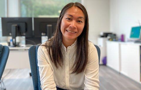 NY JOBB, STORT ANSVAR: Etter åtte år i Havlandet er Quynh Le klar for ny og viktig jobb.