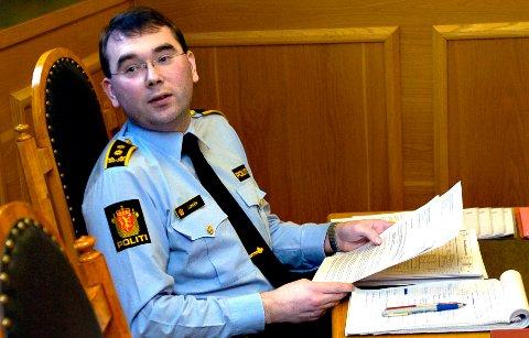 Poltiadvokat og aktor, Morten Lundèn.
