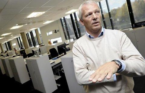Lars Opsahl (60) tar over jobben som midlertidig administrerende direktør i Multiconsult.