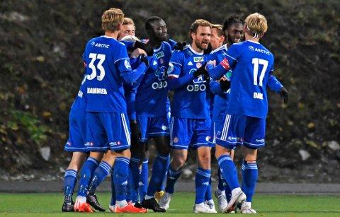 Stian Sortevik og KFUM var nær ved å kapre en kvalifiseringsplass i fjor.