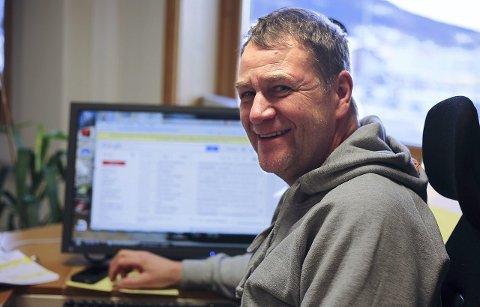 TILBAKE: Over ti år etter han ledet sitt siste store mesterskap i Narvik, er Kjell Krane tilbake som leder av stiftelsen Narvik Alpin, som skal gjennomføre alpin-NM 2017 på vegne av Narvik Slalåmklubb.