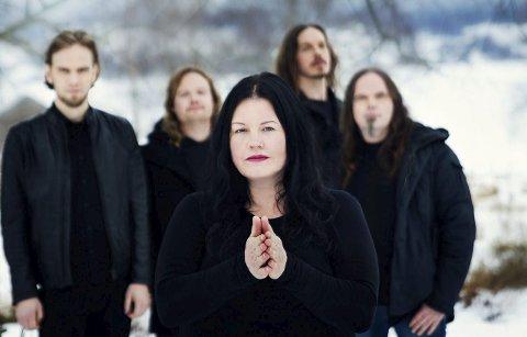 NYTT ALBUM: Madder Mortem slipper i disse dager nytt almbum.FOTO: Ann-Helen Moen Nannestad