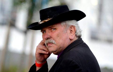 Willy Heimstad har vore med på dei fleste countryfestivalane på Vinstra.