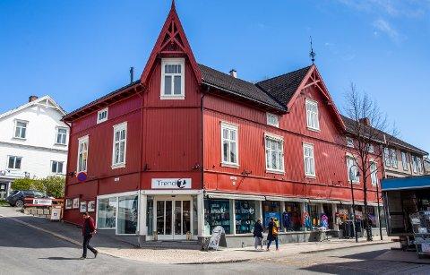 Storgata 41 på Lillehammer er solgt.
