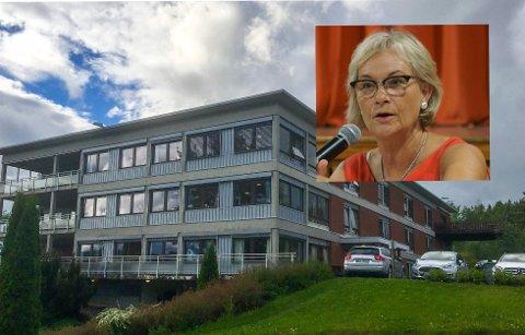 TILSYN: Ordfører Randi Eek Thorsen og resten av formannskapet i Gran ble fredag informert om at Statsforvalteren har mottatt et anonymt varsel etter smitteutbruddet ved en institusjon i kommunen.