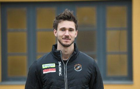 NOMINERT: Kristoffer Henriksen fra HTH kan bli årets håndballspiller i Europa.
