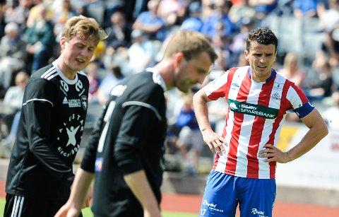 TAP: Kvik og Dardan Sæter-Mehmeti måtte bokføre et nytt tap.