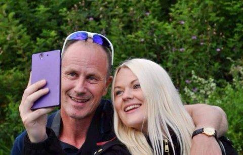 SAVNET: Vidar Gundersen (53) har vært savnet siden lille juleaften i fjor. Nå igangsetter pårørende med datteren Maritha Thomassen i spissen en privat leteaksjon.