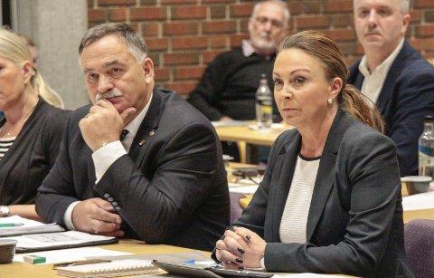 GODE FRP-FOLK: Helge Thorheim og Susan Borg er suspendert fra Frp. Det bør de ikke være.ARKIVFOTO: Hans Inge Ringodd