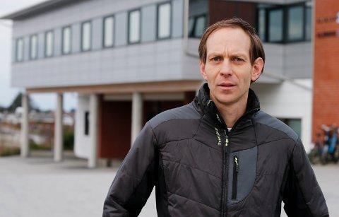 KOMMUNEOVERLEGE: Jostein Helgeland.