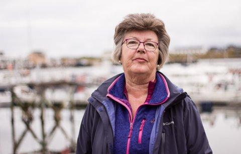 EN HVERDAG MED DEMENS: Astrid Olsen er gift med Roger Olsen som er dement. Astrid forteller hvordan hverdagen deres påvirkes av sykdommen, som bringer både oppturer og nedturer.