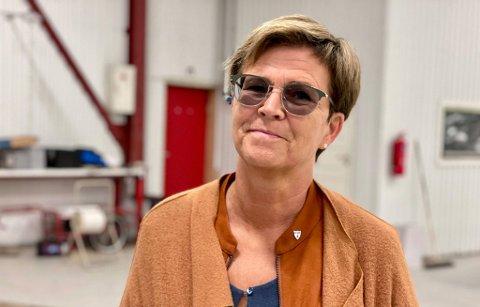 Ordfører i Tjeldsund, Helene Berg Nilsen.