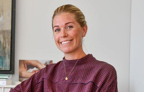 NYTT SELSKAP: Rikke Uberg Thorkildsen har opprettet selskapet Uro Veiledning AS. Arkivfoto: Jeanette Brubakken