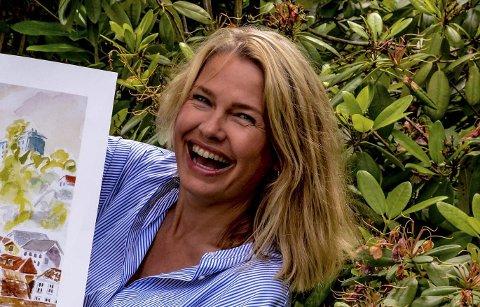 SIN EGEN SJEF: Anne-Lene Groven har opprettet et enkeltpersonforetak med samme navn. Arkivfoto: Jimmy Åsen