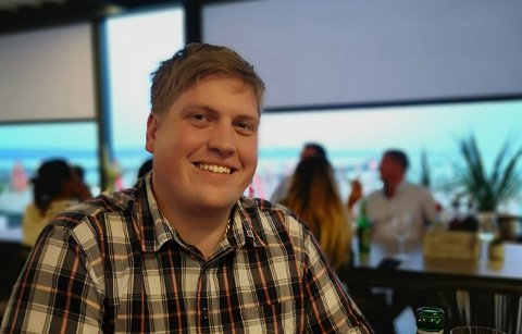 MEDLEM: Arnt Willy Nilsen er på tredjeplass, og med det fast medlem av forliksrådet de neste fire årene.
