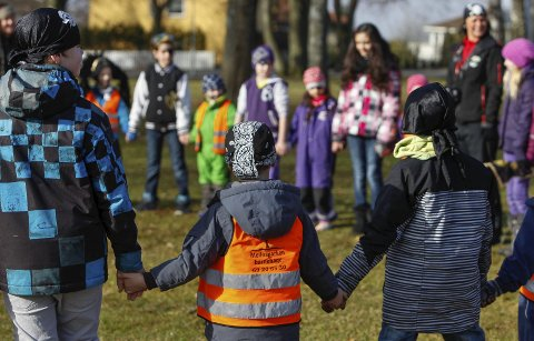 Sikker hverdag: – Det er deres fortjeneste og de fortjener det beste. Både lønn og at de er nok ansatte til å møte alle barnas behov og foreldrenes forventninger, skriver Miloslav Rozmara.