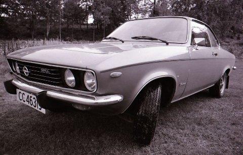 Jo visst tok Opel Manta seg bra ut!