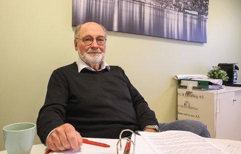 FRIFUNNET: Yngvar Sommerstad ble frifunnet i den omfattende eiendomssaken som var anlagt mot ham og Mosseregionens Eiendoms Utvikling.