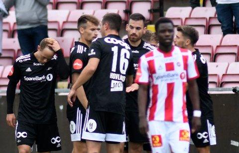 Dino Islamovic har måtte tåle kritikk, men søndag scoret han i sin tredje kamp på rad for Rosenborg.