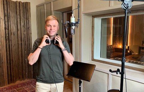 Christian Ingebrigtsen er denne måneden ute med nytt album. Denne gangen på norsk.
