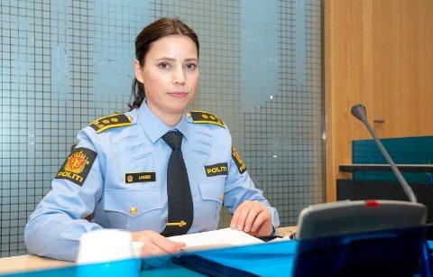 RETTSSAK: Politiadvokat Linn Eidissen er aktor i sedelighetssaken mot 56-åringen fra Tromsø. Ifølge tiltalen skal han ha begått nettovergrep mot til sammen 16 fornærmede – fem utenlandske og elleve norske barn.