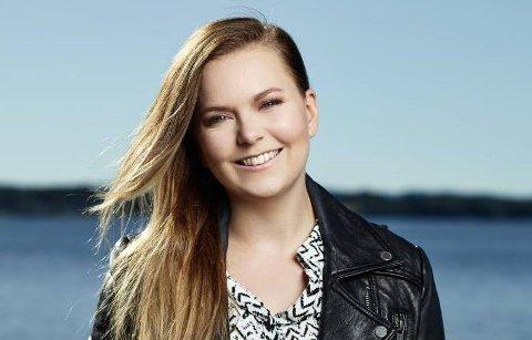 TILBAKE PÅ HJEMMEBANE: Senterleder Cathrine Løkken Jensrud på Amfi Raufoss