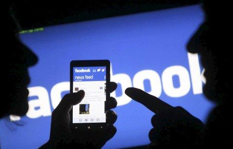 Ikke plageånd: Mannen ble frifunnet for å ha plaget ei ung dame i Larvik etter en chat på Facebook.