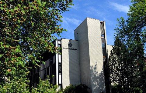 FORMELLE FEIL: Høgskolen i Hedmark på Hamar har nå konkludert med at det kan ha skjedd formelle feil ved eksamen i forkurs matematikk. (Arkivfoto: Bjørn-Frode Løvlund)